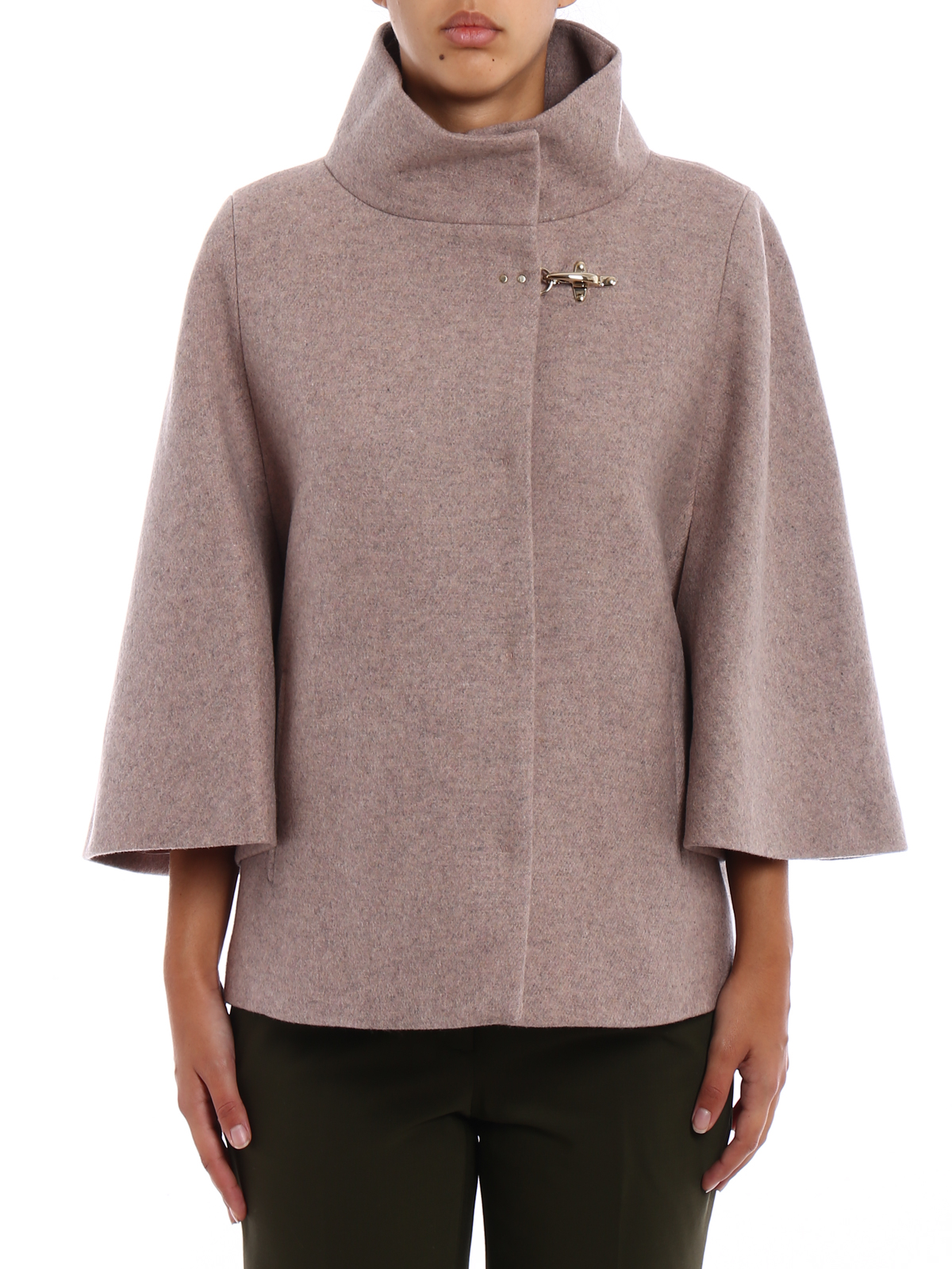 Ben noto Giacca misto lana stile mantella Fay - giacche casual | iKRIX NI21