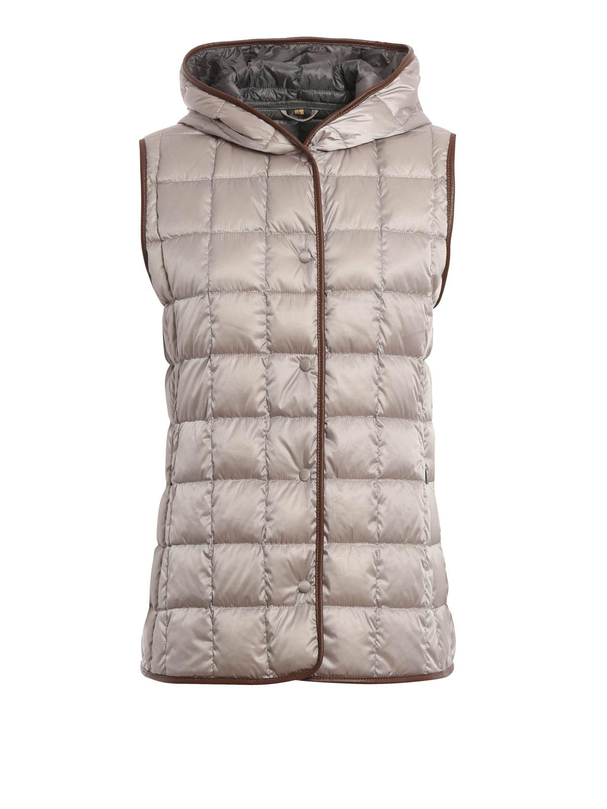 premium selection 0e69e 48865 Fay - Piumino smanicato con cappuccio - giacche imbottite ...