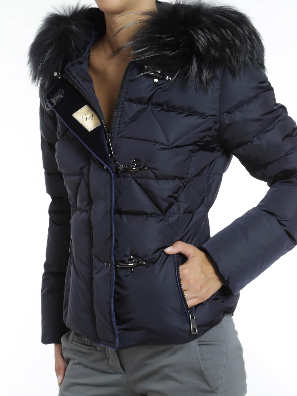 new concept 6b78f ec006 Fay - Piumino corto imbottito - giacche imbottite ...