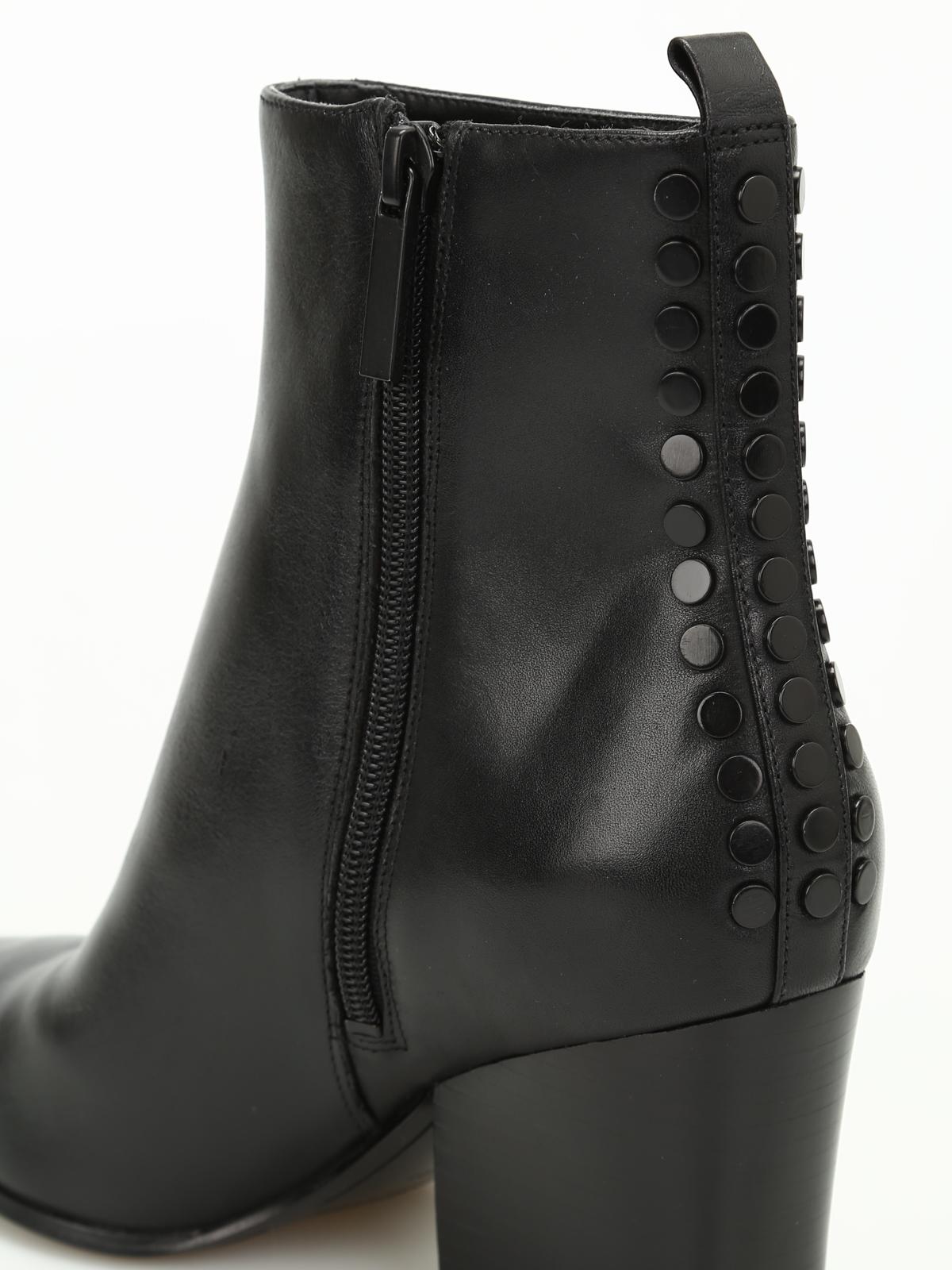 44d95b35367 Kendall + Kylie - Felix leather ankle boots - ankle boots - kkFELIX B