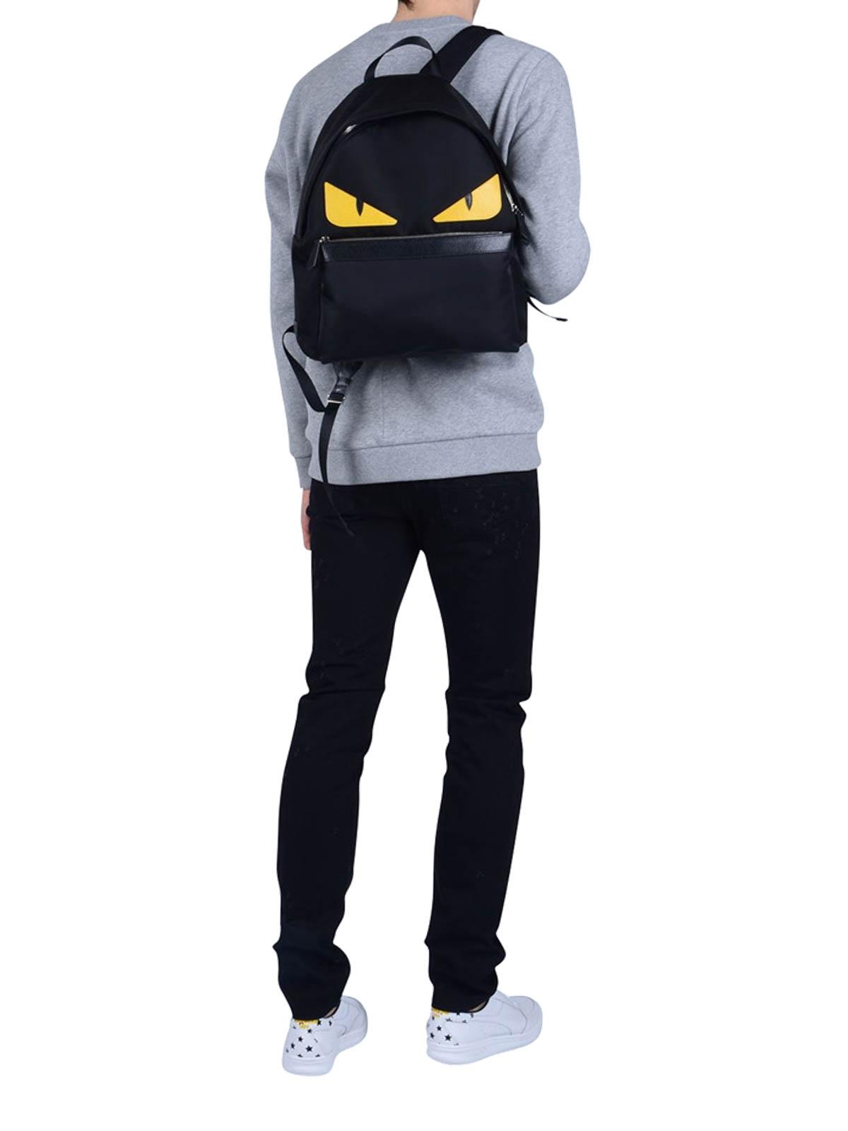 14a677f2010 ... FENDI buy online Bag Bug nylon backpack huge selection of db776 12f4a  ...
