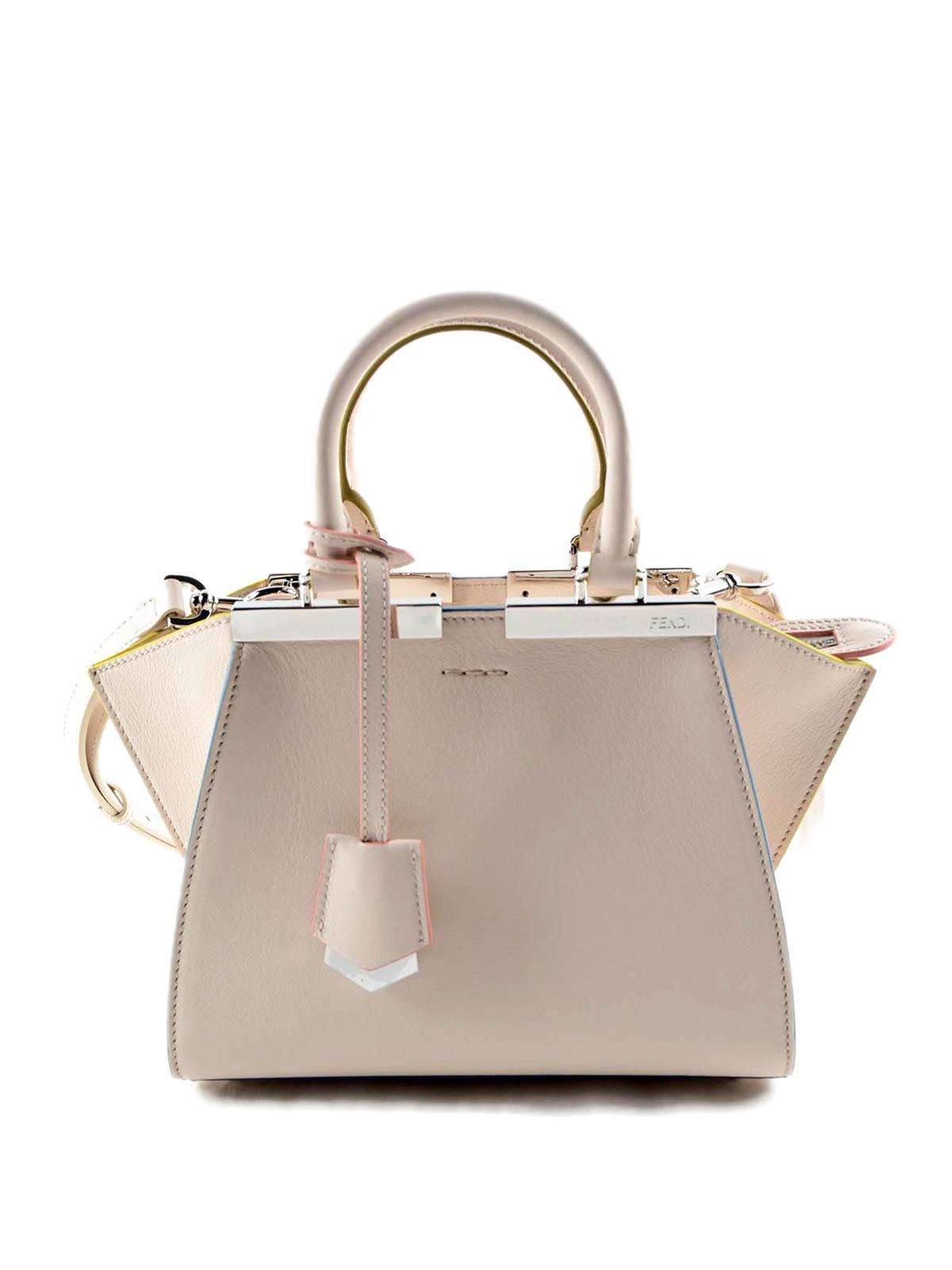 d01acb711eac Fendi - Mini 3Jours bag - cross body bags - 8BH3335QTMU3