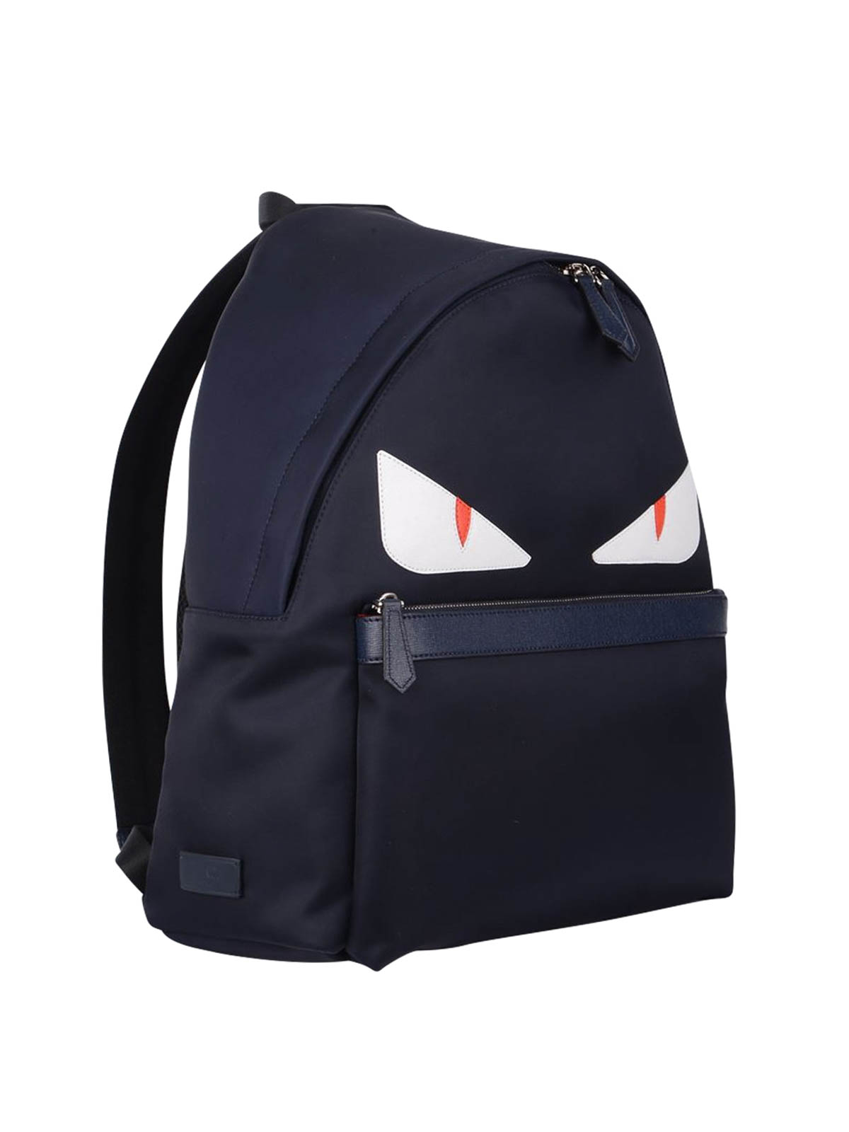 b6b9868f35f3 Fendi - Bag Bug nylon backpack - backpacks - 7VZ012 2WP F0Y7Y ...