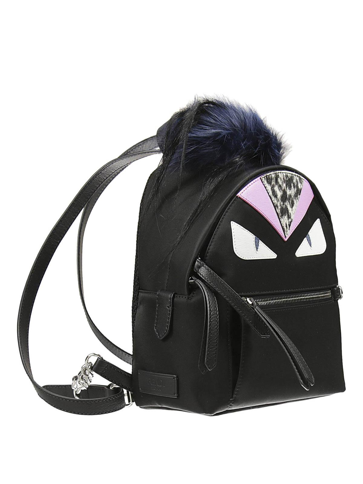 5d2747f2b2 Fendi - Bag Bugs mini backpack - backpacks - 8BZ03848ZF044W