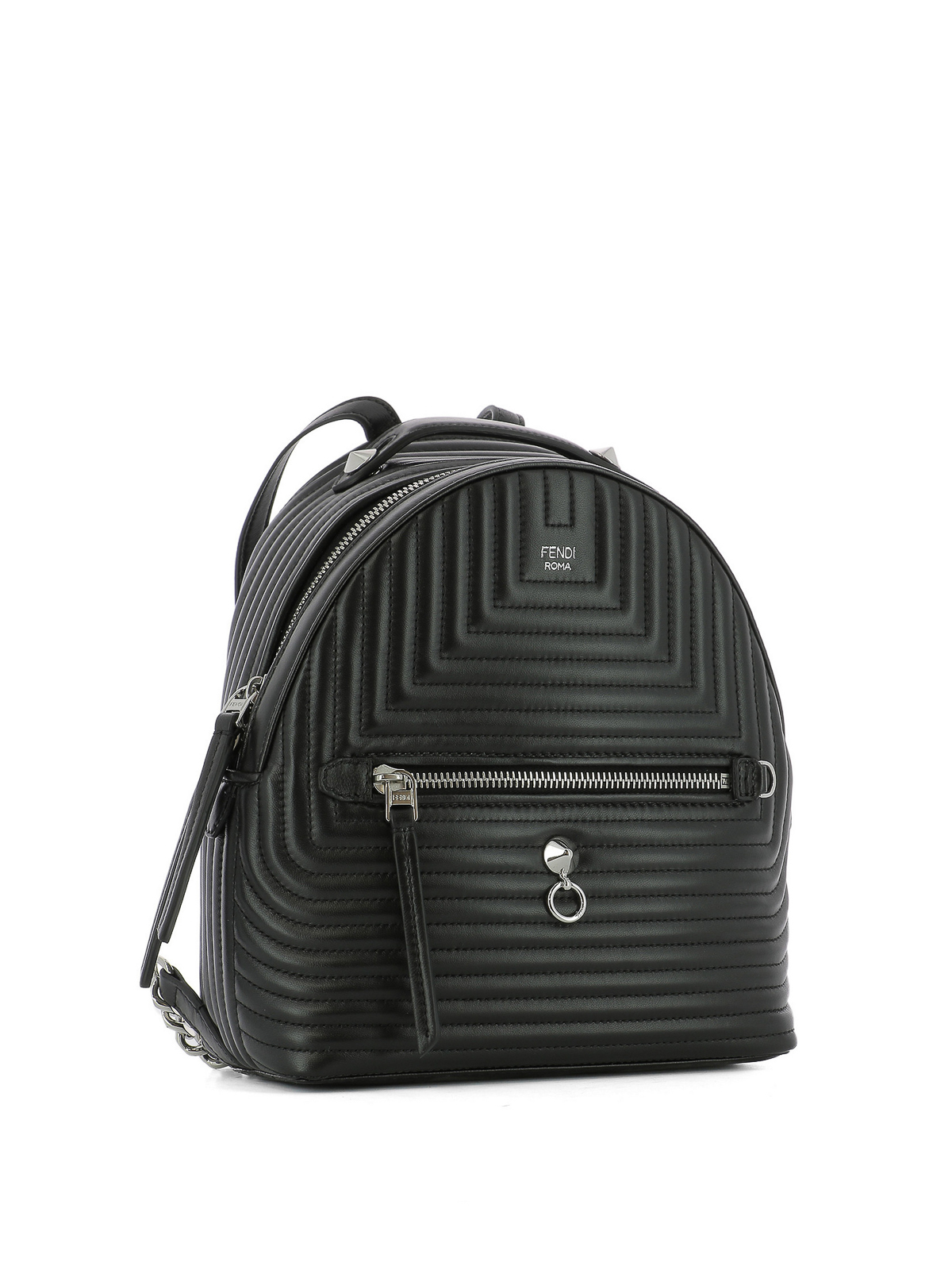 3969a55cd8d ... sale retailer 32880 1cd45 Fendi Quilted Leather Mini Backpack Backpacks  8bz038i8ff0gxn ...