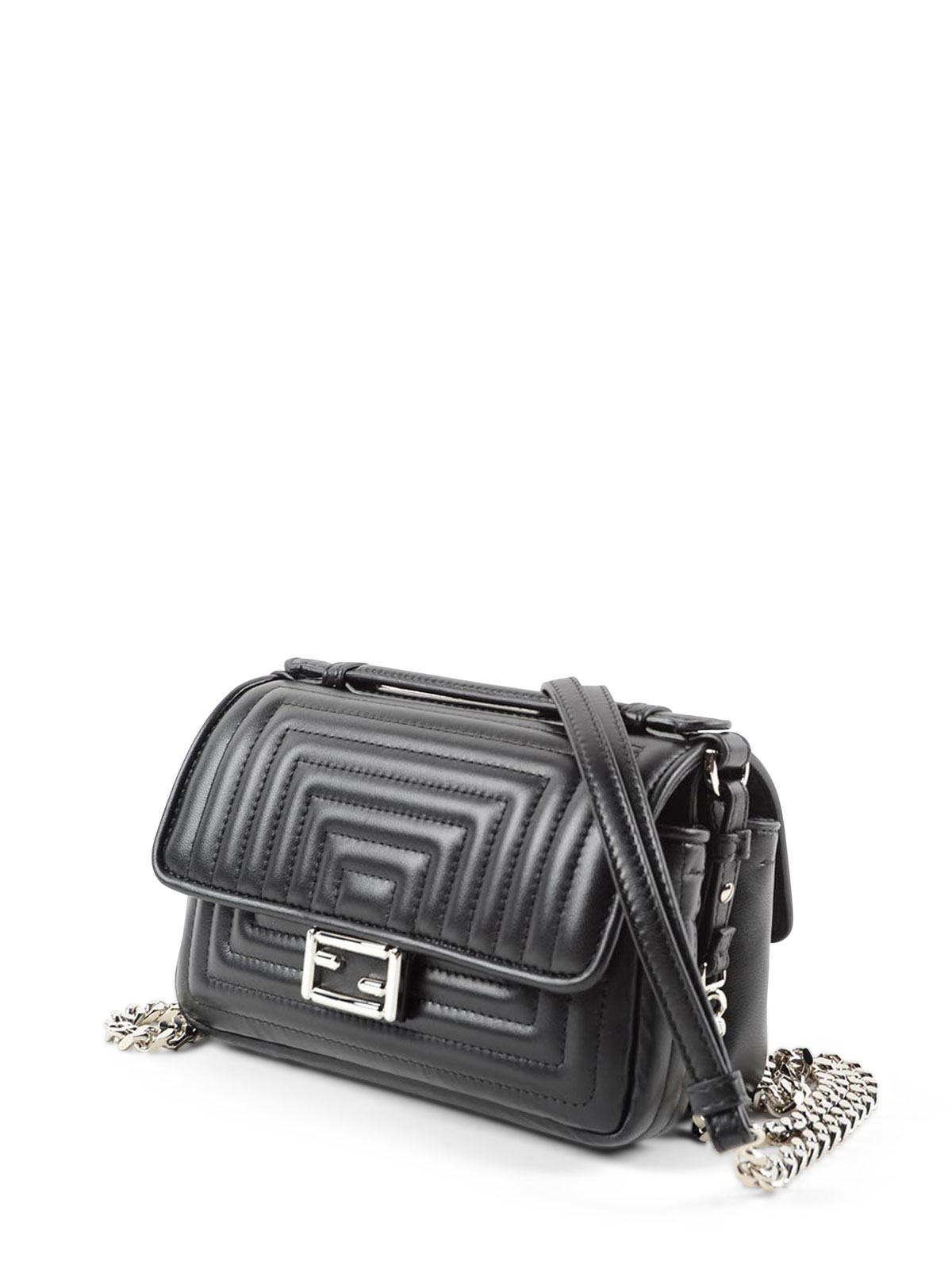 68165da078bb2 FENDI  cross body bags online - Micro Double Baguette crossbody
