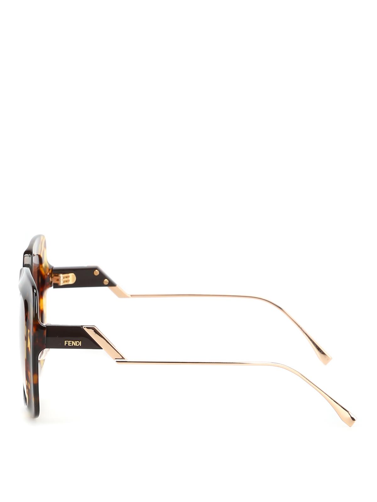 4d3fb3c413 Fendi - Gafas De Sol - Marrón - Gafas de sol - FF0317S086HA | iKRIX.com