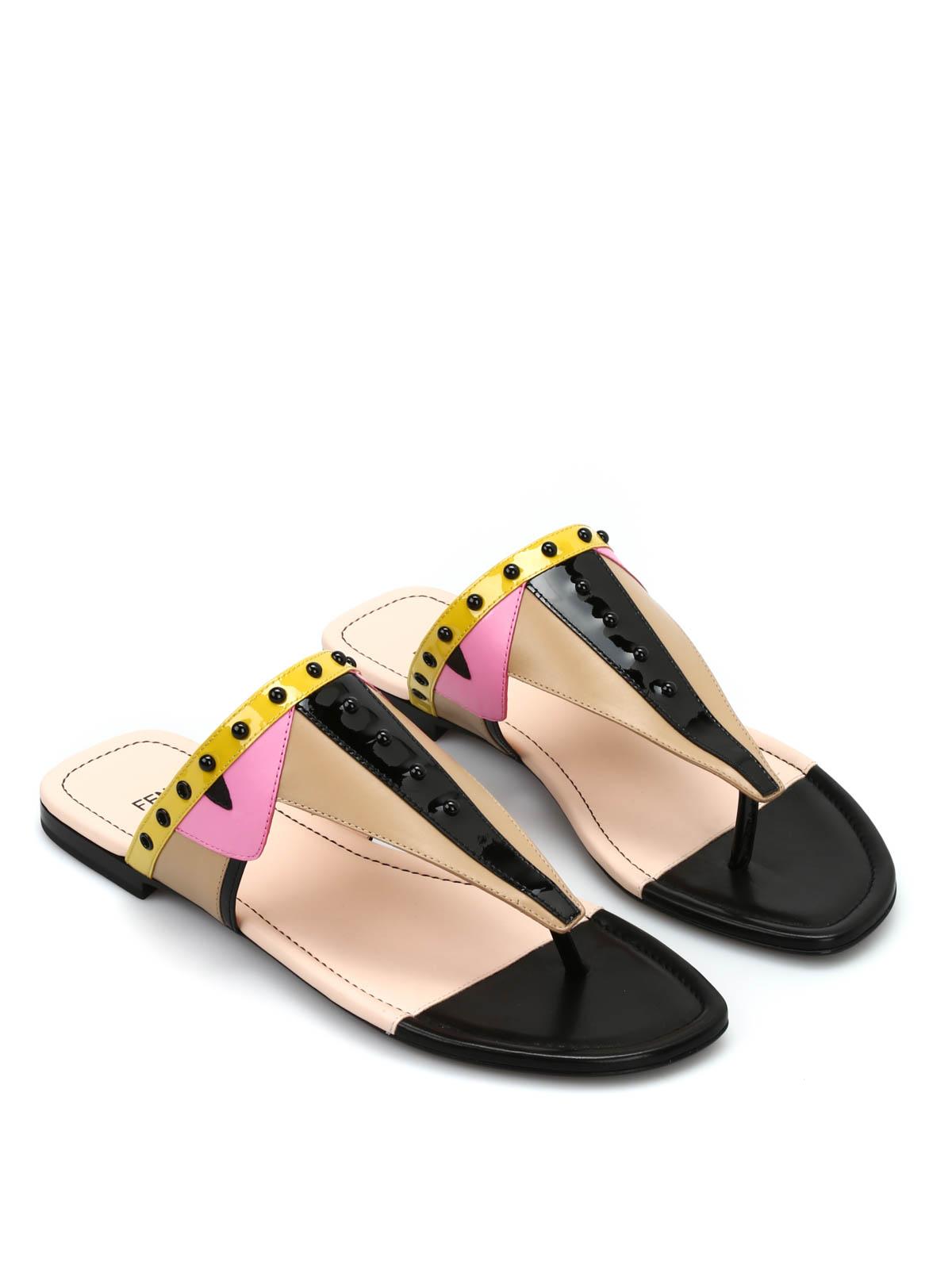 55402d0cb82e1 Fendi - Flip flops sandals - صندل - 8Y5165 5HK F0814