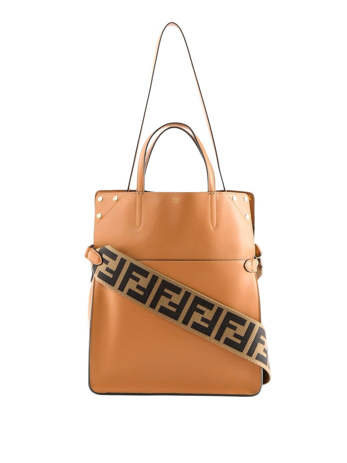 6d52e3894ec5 Fendi - Flip regular leather bag - shoulder bags - 8BT303A6CG 5WD