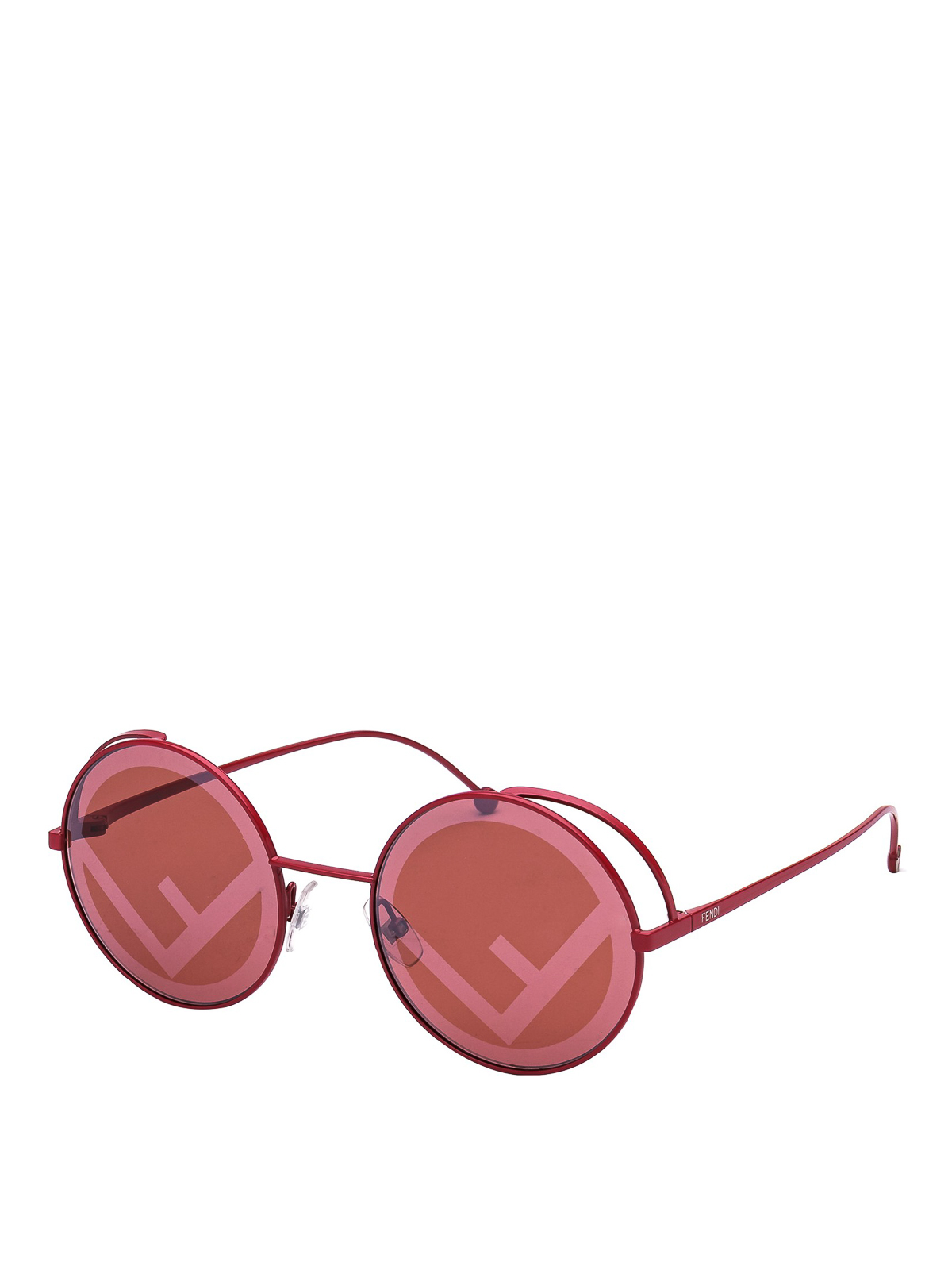 5e34f8516234 Fendi - Fendirama red sunglasses - sunglasses - FF0343SC9A0L | iKRIX.com