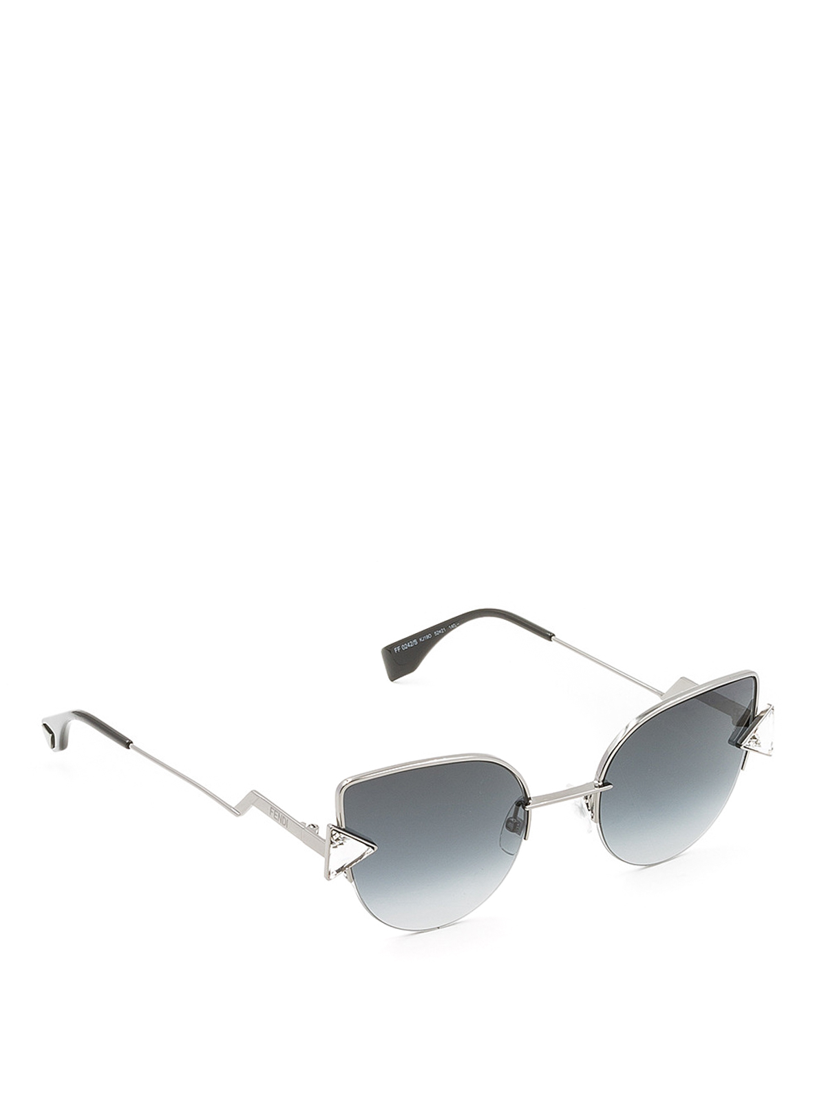 78eb0c8b86da Fendi - Rainbow cat eye sunglasses - sunglasses - FF0242SKJ190 ...
