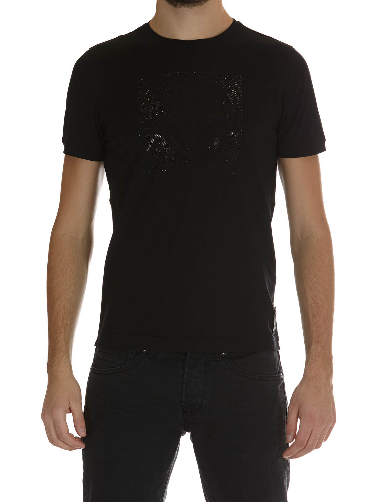 Bag Bugs Cotton T Shirt By Fendi T Shirts Ikrix