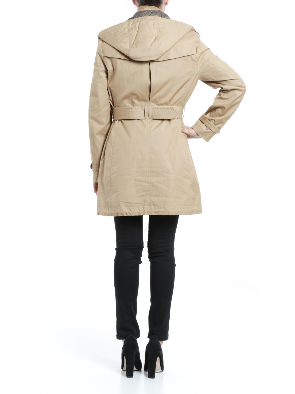 cappotto fenstone burberry brit cappotti al ginocchio ikrix. Black Bedroom Furniture Sets. Home Design Ideas