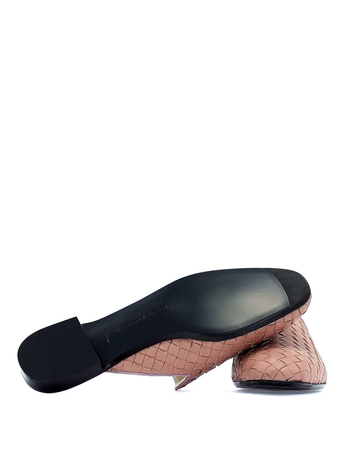 9758f8064ad Bottega Veneta - Fiandra Intrecciato nappa slippers - Loafers ...