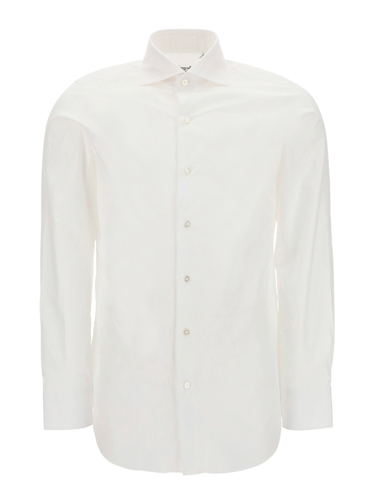 Finamore 1925 FRENCH COLLAR COTTON SHIRT