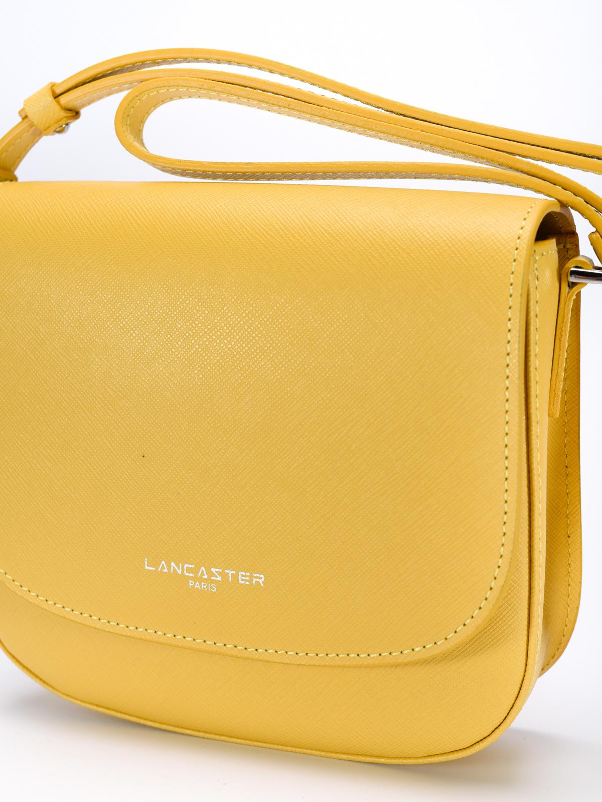421 da donna Borsa gialla tracolla 59 a borse Lancaster per Y0q8Ya