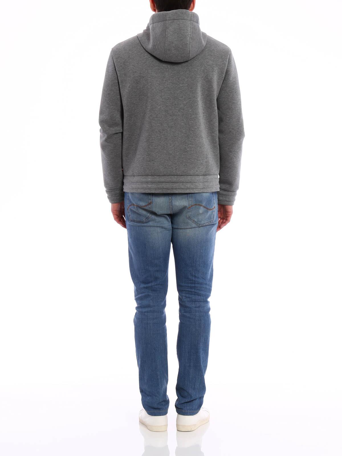 moncler fleece anzug