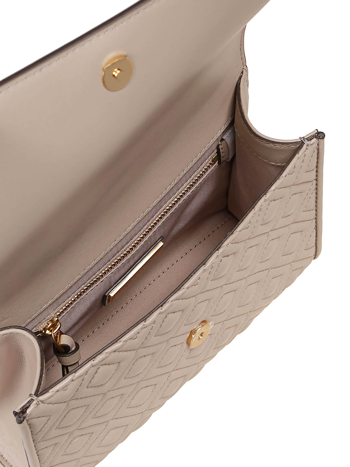 Tory Burch - Borsa Fleming piccola in pelle - borse a tracolla ... 4d5cd21bd2d