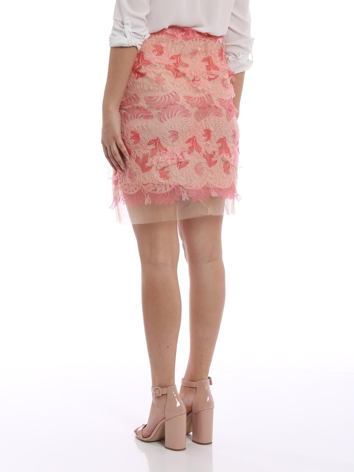 Mesh mini skirts online Uo Butterfly Micro Mesh Mini Skirt Urban Outfitters Uk
