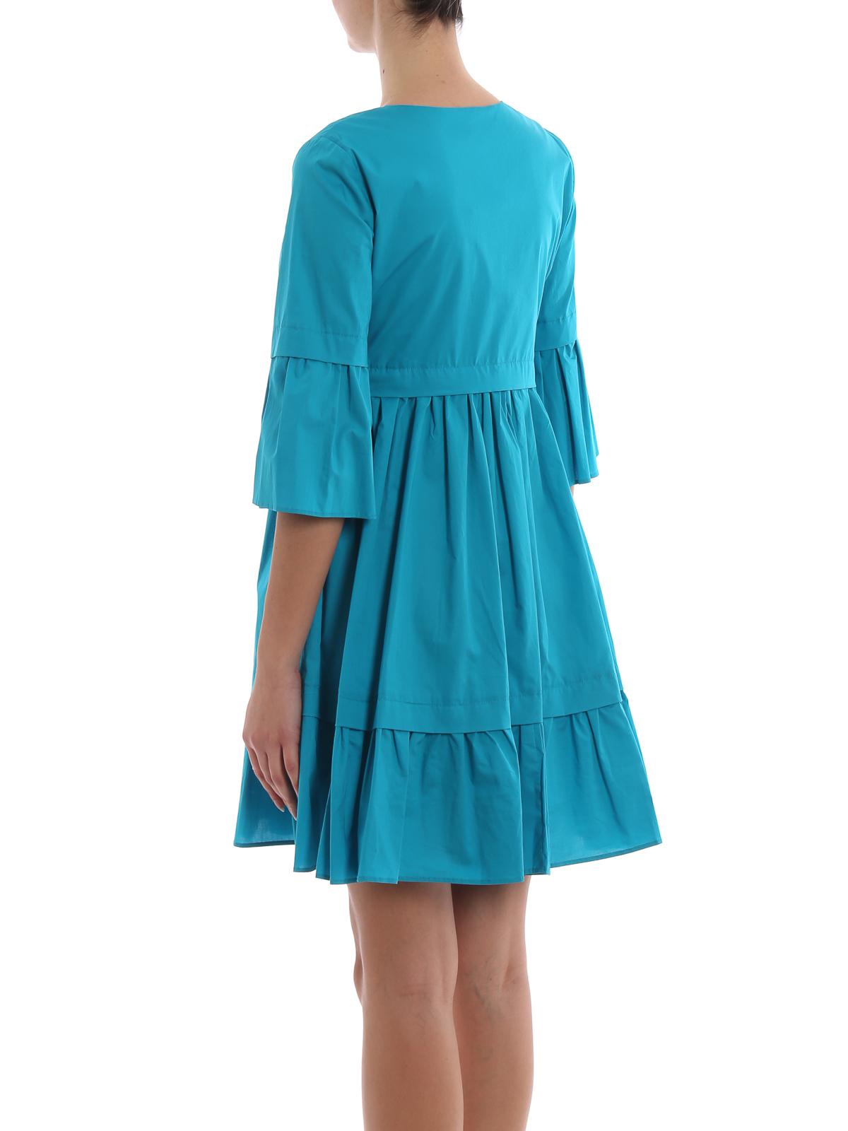Twinset   Kurzes Kleid   Hellblau   Kurze Kleider   9TT9