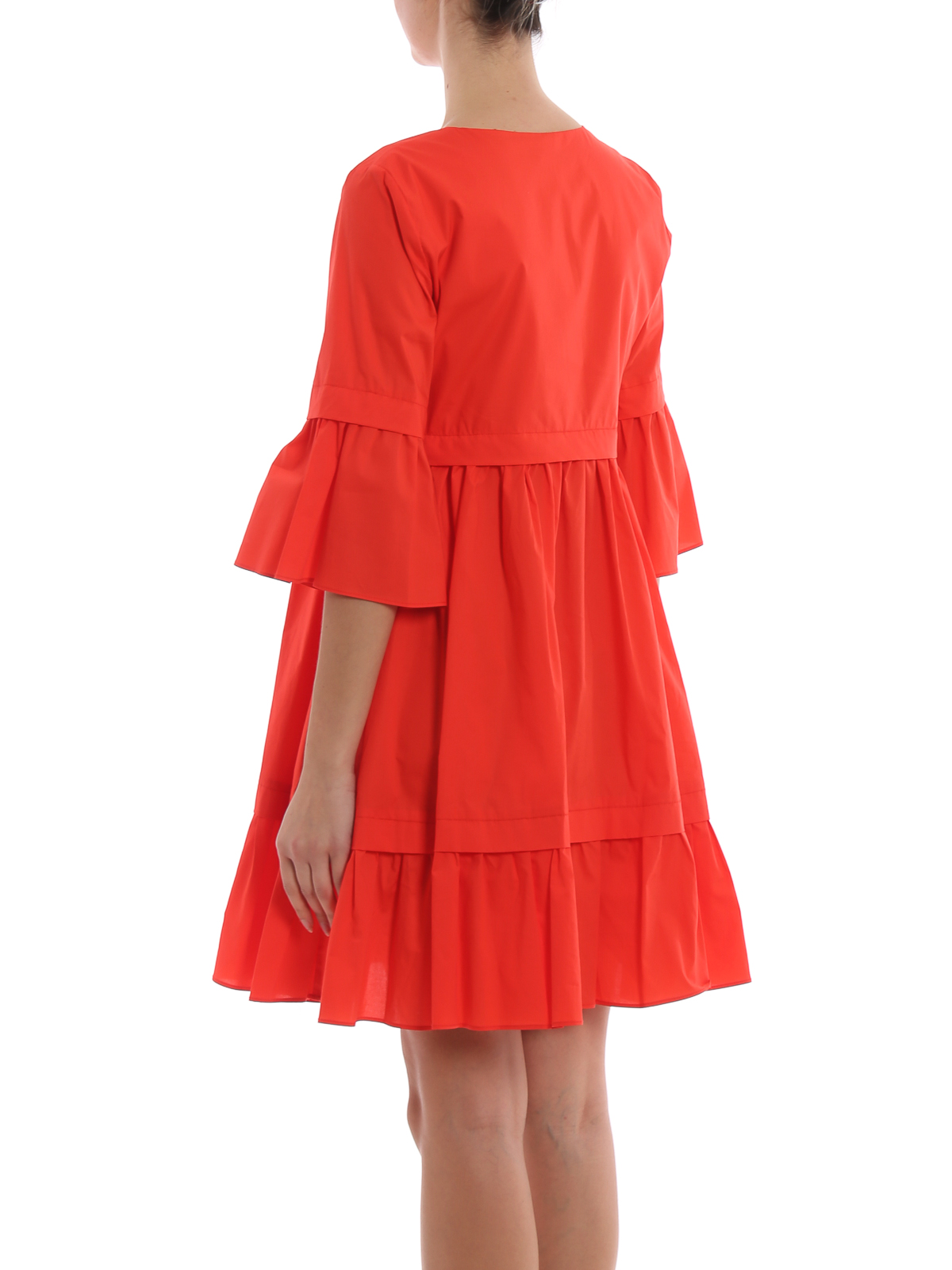 Kurze Kleider Twinset   Kurzes Kleid   Rot   9TT9 ...