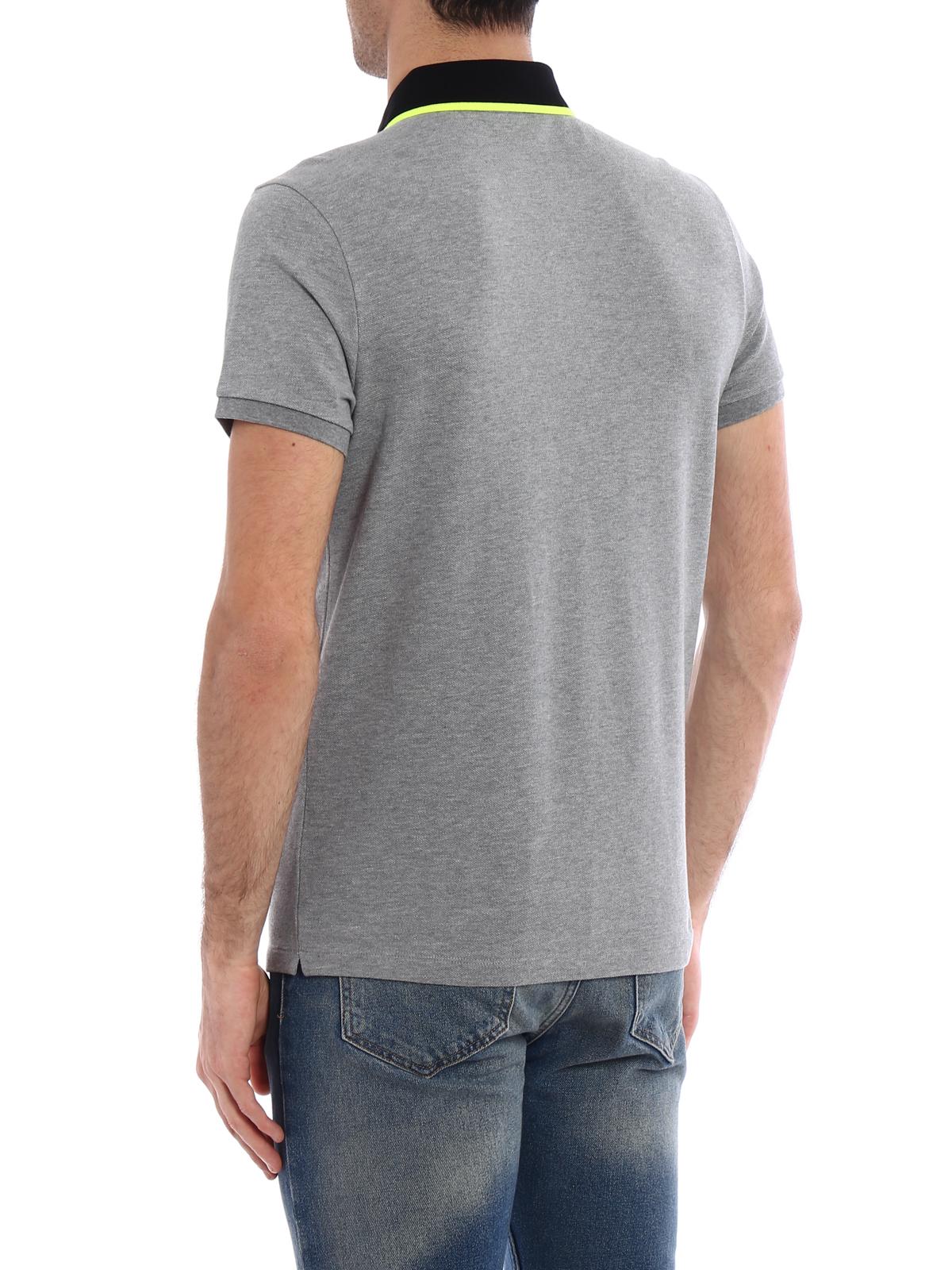 Moncler Shirts gris