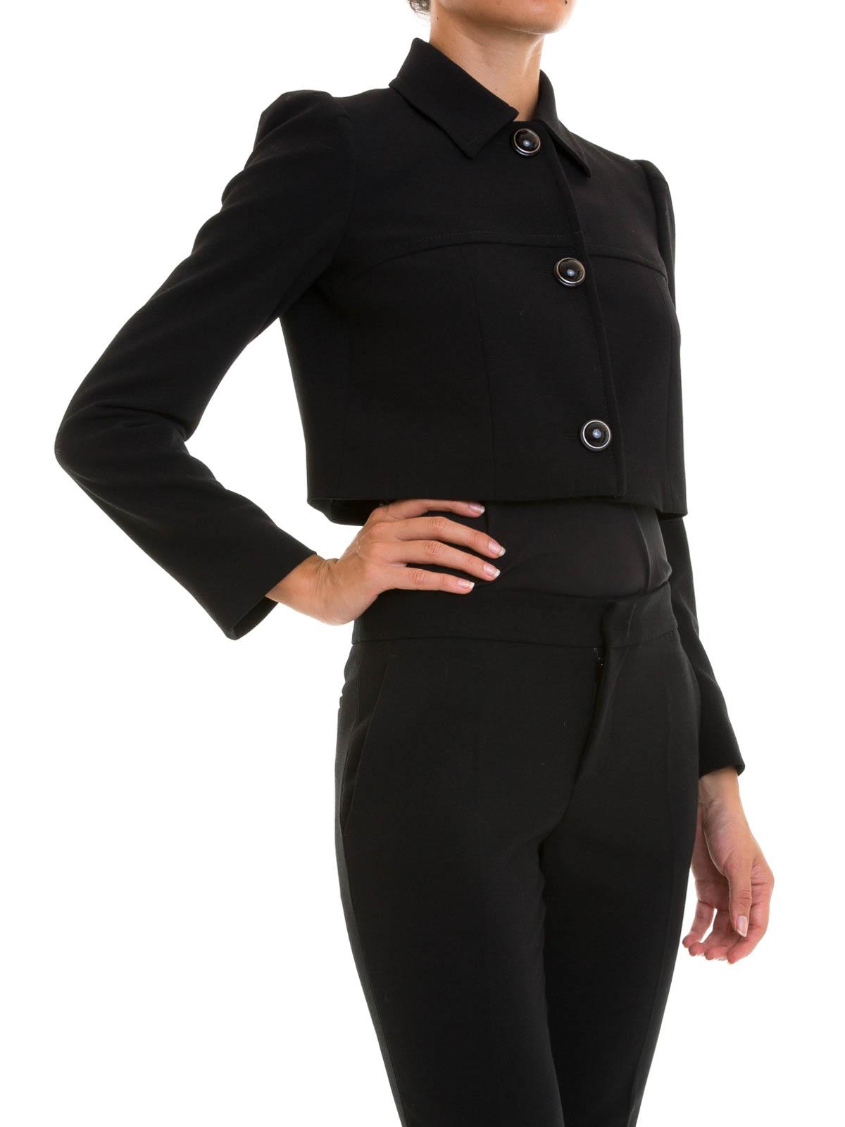 sale retailer fcf4e 24c87 Valentino Red - Giacchina corta elegante - giacche ...