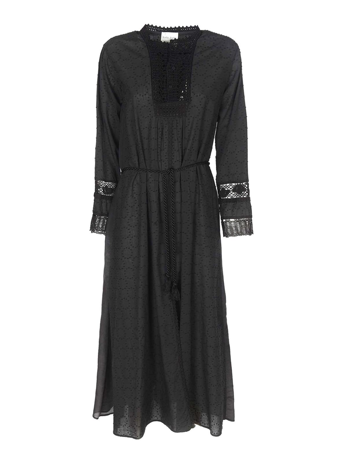 Forte Forte Dresses PLUMETIS KAFTAN DRESS