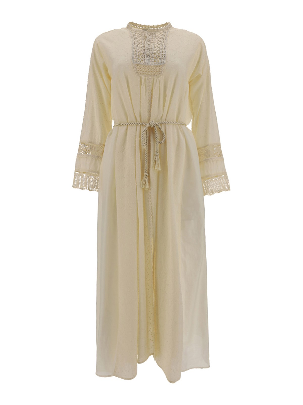 Forte Forte Maxi dresses PLUMETIS KAFTAN DRESS