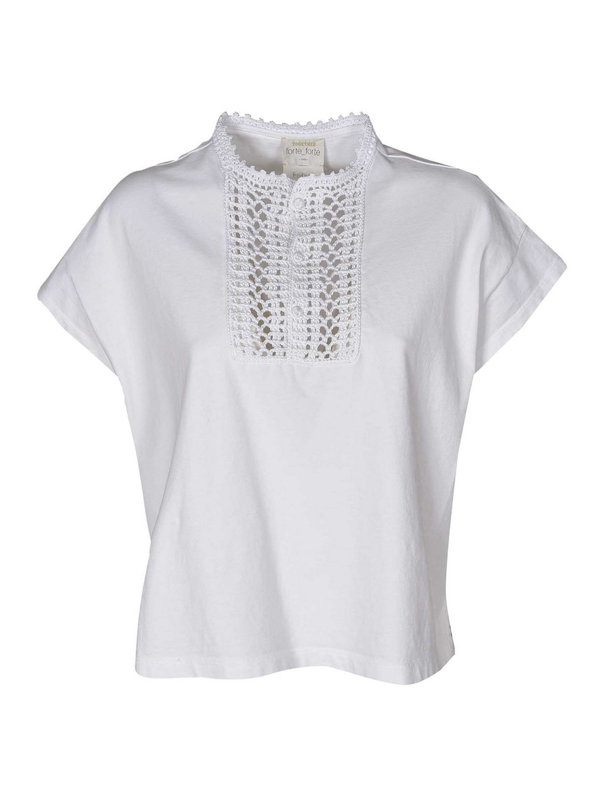 Forte Forte JERSEY TOP