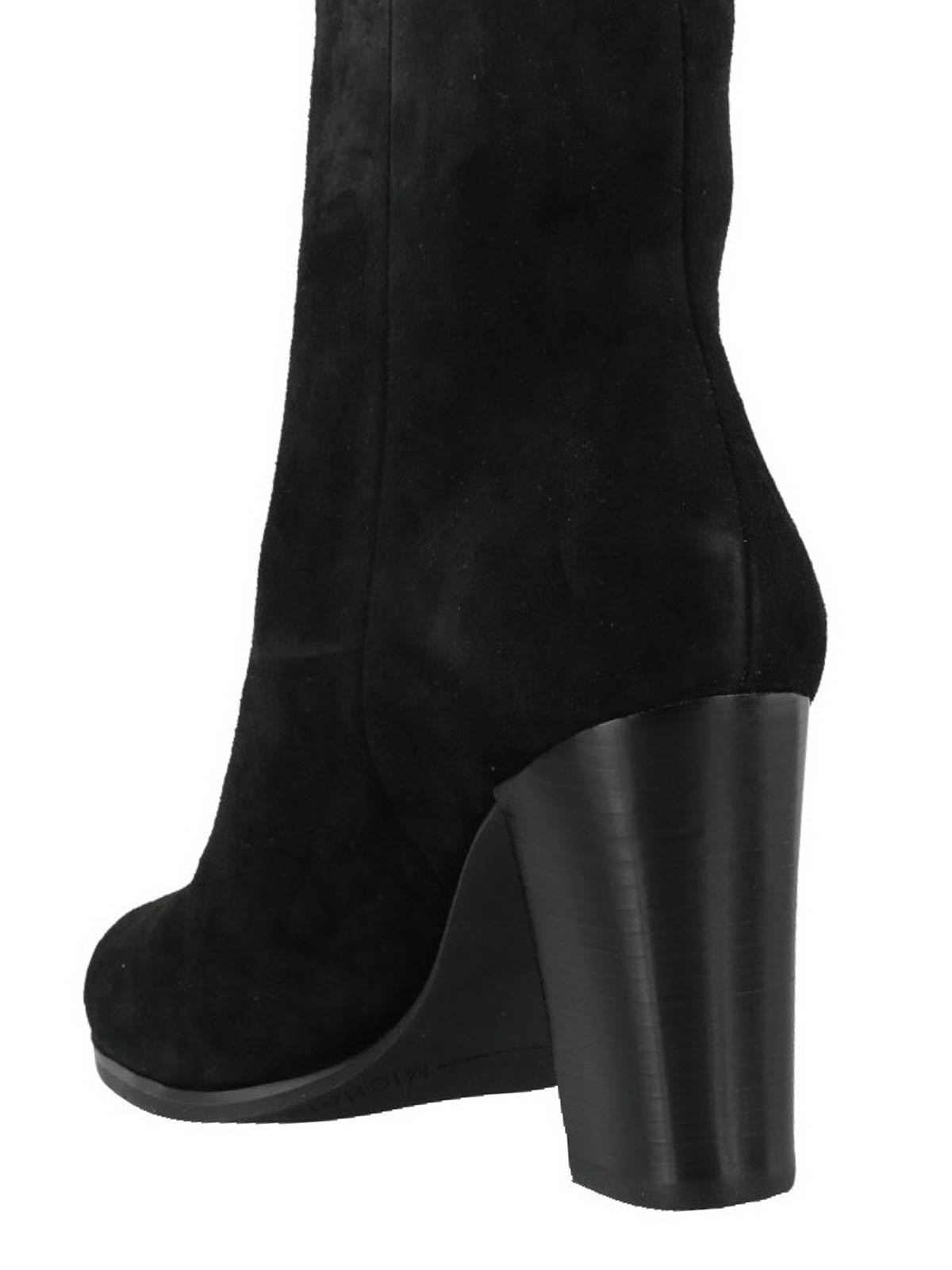 Michael Kors - Frenchie suede ankle