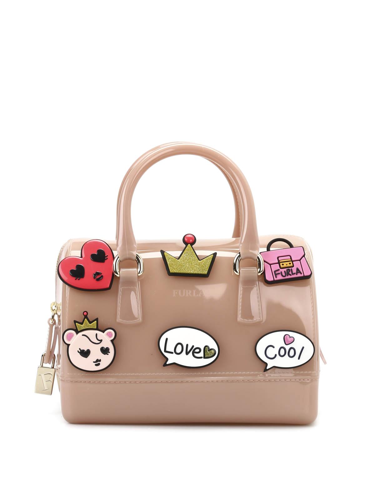 Look - Candy furla bags video