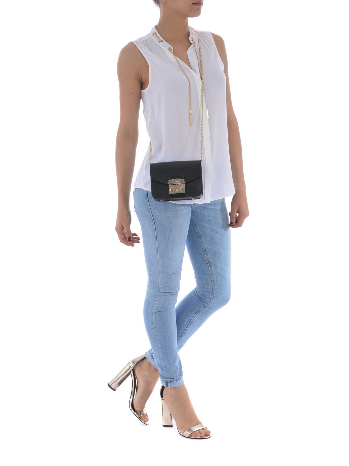 3f350b9333893 FURLA buy online Metropolis mini crossbody bag · FURLA  cross body bags ...
