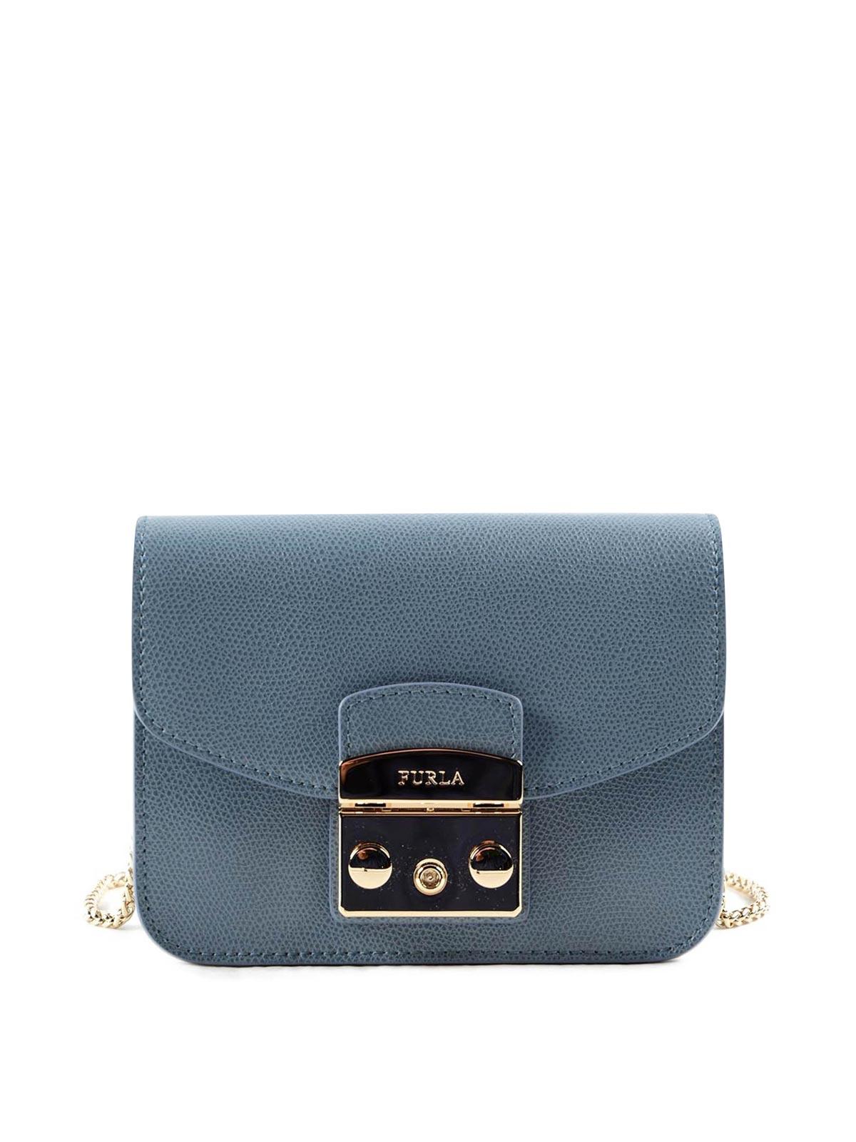 furla metropolis mini crossbody bag cross body bags 851167. Black Bedroom Furniture Sets. Home Design Ideas