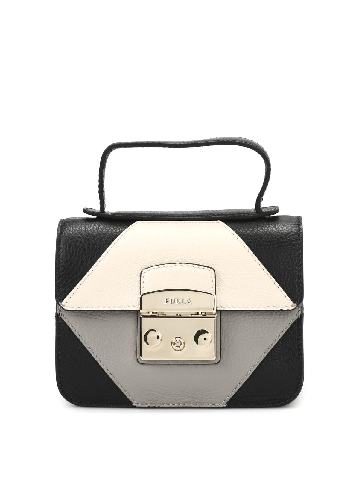 ac2020188956c Furla - Metropolis mini top handle bag - cross body bags - 817130 ...