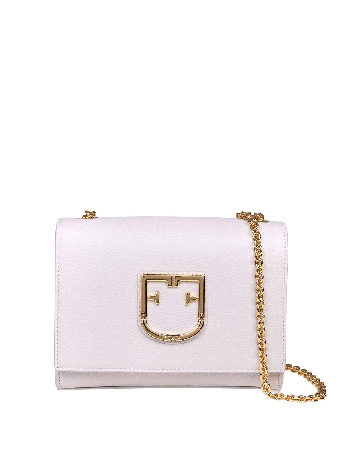 Furla - Viva Mini white bag - cross body bags - 1021380