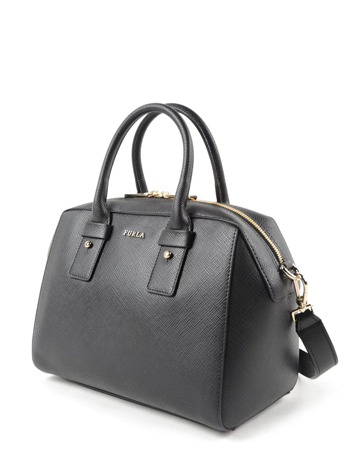 Furla Bowling Bags Online Allegra S Leather Bag