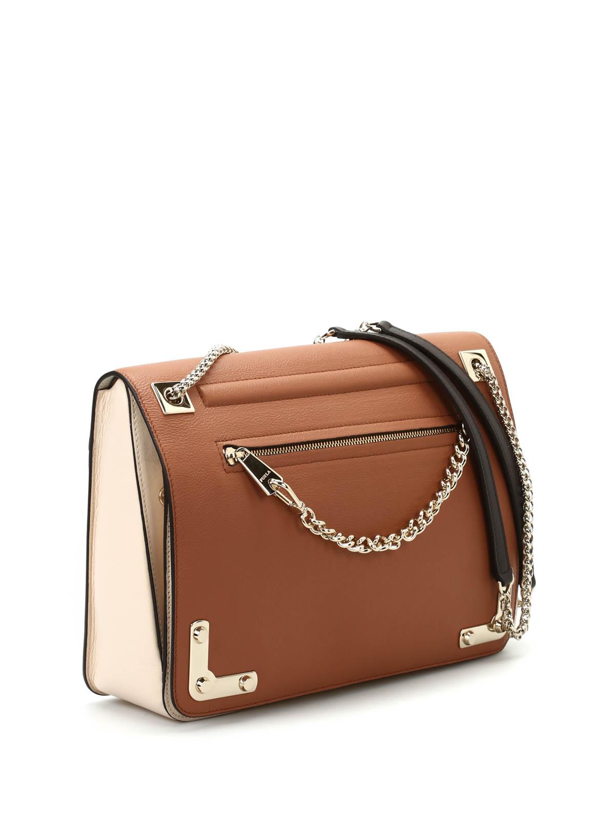3d528f059fe Furla - Diana cross body chain bag - cross body bags - 807100/ZCCE