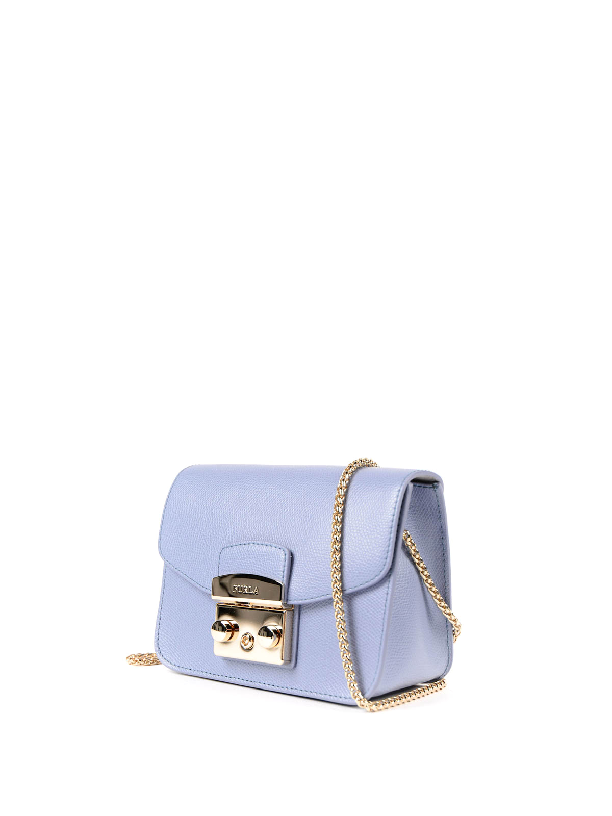 af87cc255b10 Furla - Metropolis leather mini bag - cross body bags - 908213 ...