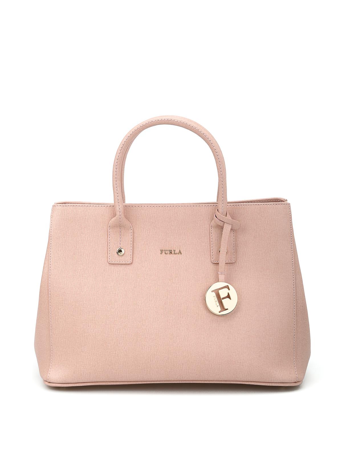 Linda Saffiano Tote Bag By Furla Totes Bags IKRIX