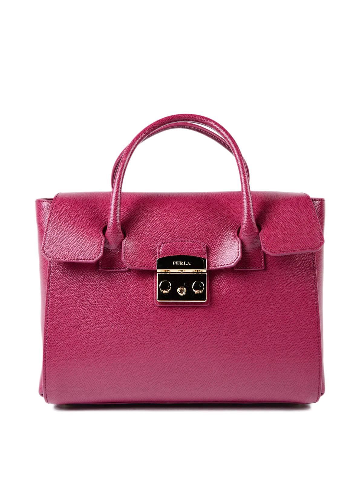 e685af516 Furla - Metropolis M leather tote - totes bags - 903839 | iKRIX.com