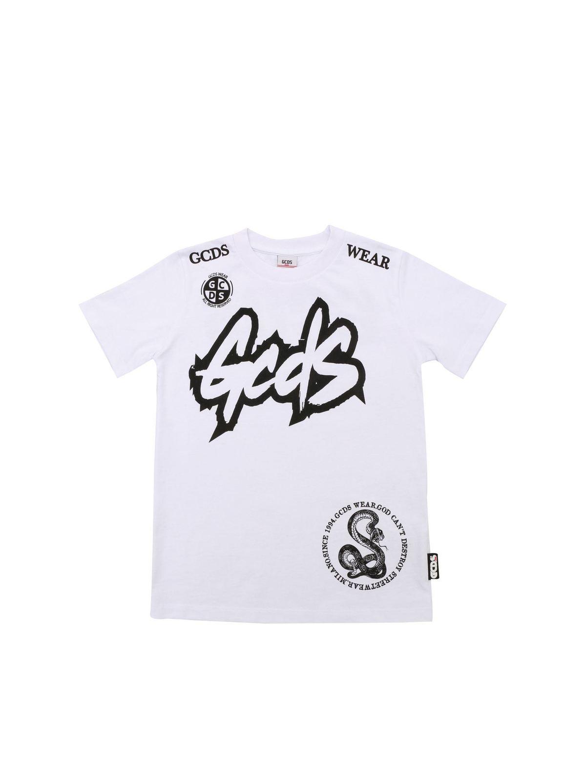 Gcds T-shirts GCDS T-SHIRT