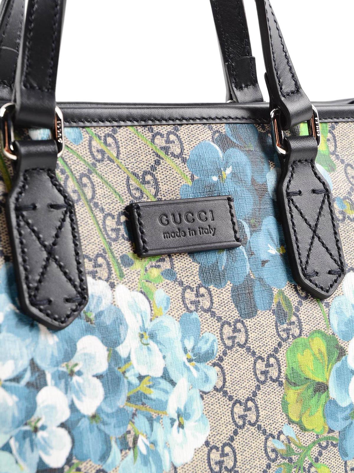 12bf42039b543 Gucci - Handtasche Gg Bloom - Schwarz - Handtaschen - 429019 KU2HN 8499