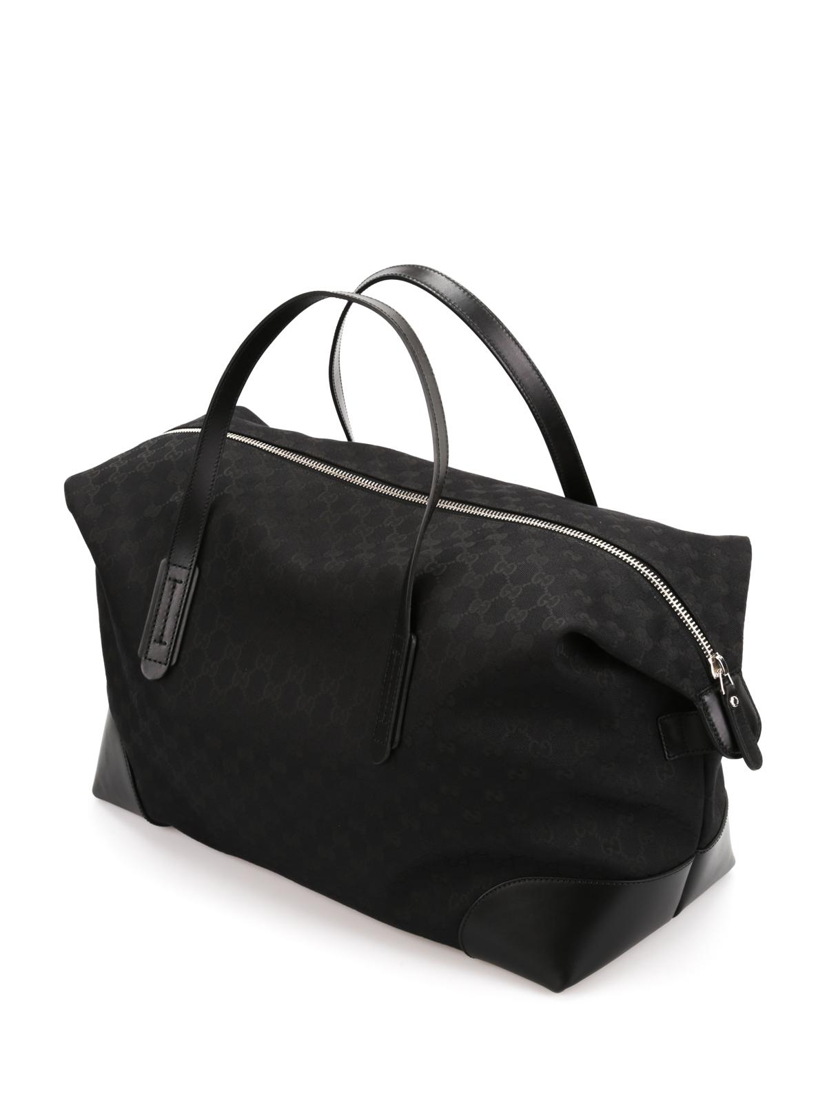 b4b2dca17 Gucci - GG canvas duffle bag - Luggage & Travel bags - 308925 F4CSN 1060