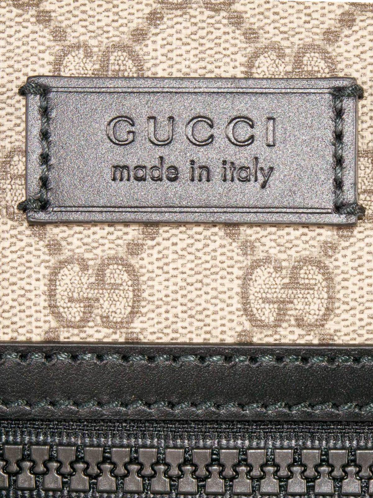 Gucci - Bolsa Bandolera Gg Supreme - Beis - Bolsas bandoleras ... ca7e94edb2