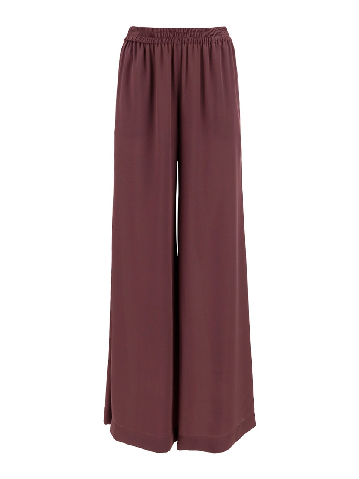 Gianluca Capannolo Pants CREPE PALAZZO TROUSERS