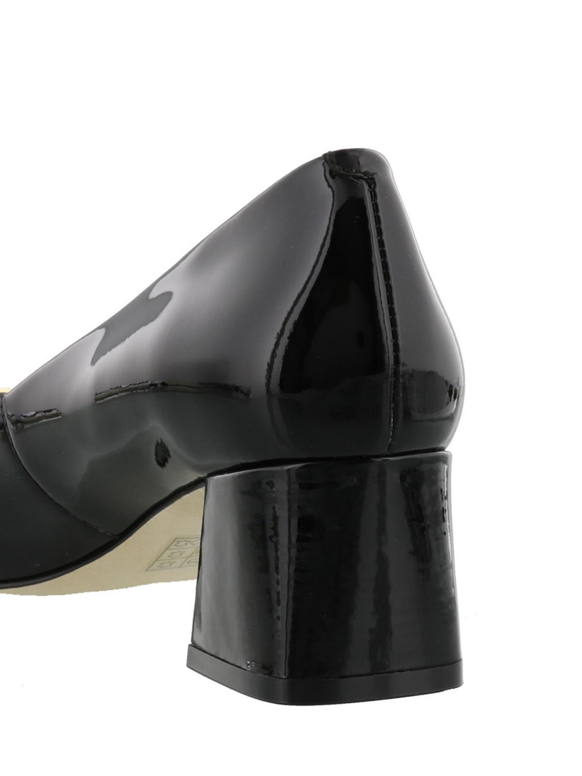 7e5d4b3b399 Tory Burch - Gigi black patent leather pumps - court shoes - 32944 001