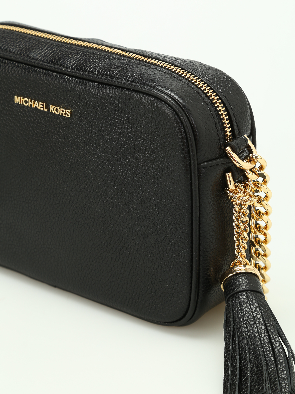 f5dc8760c1 Michael Kors - Ginny leather camera bag - cross body bags ...
