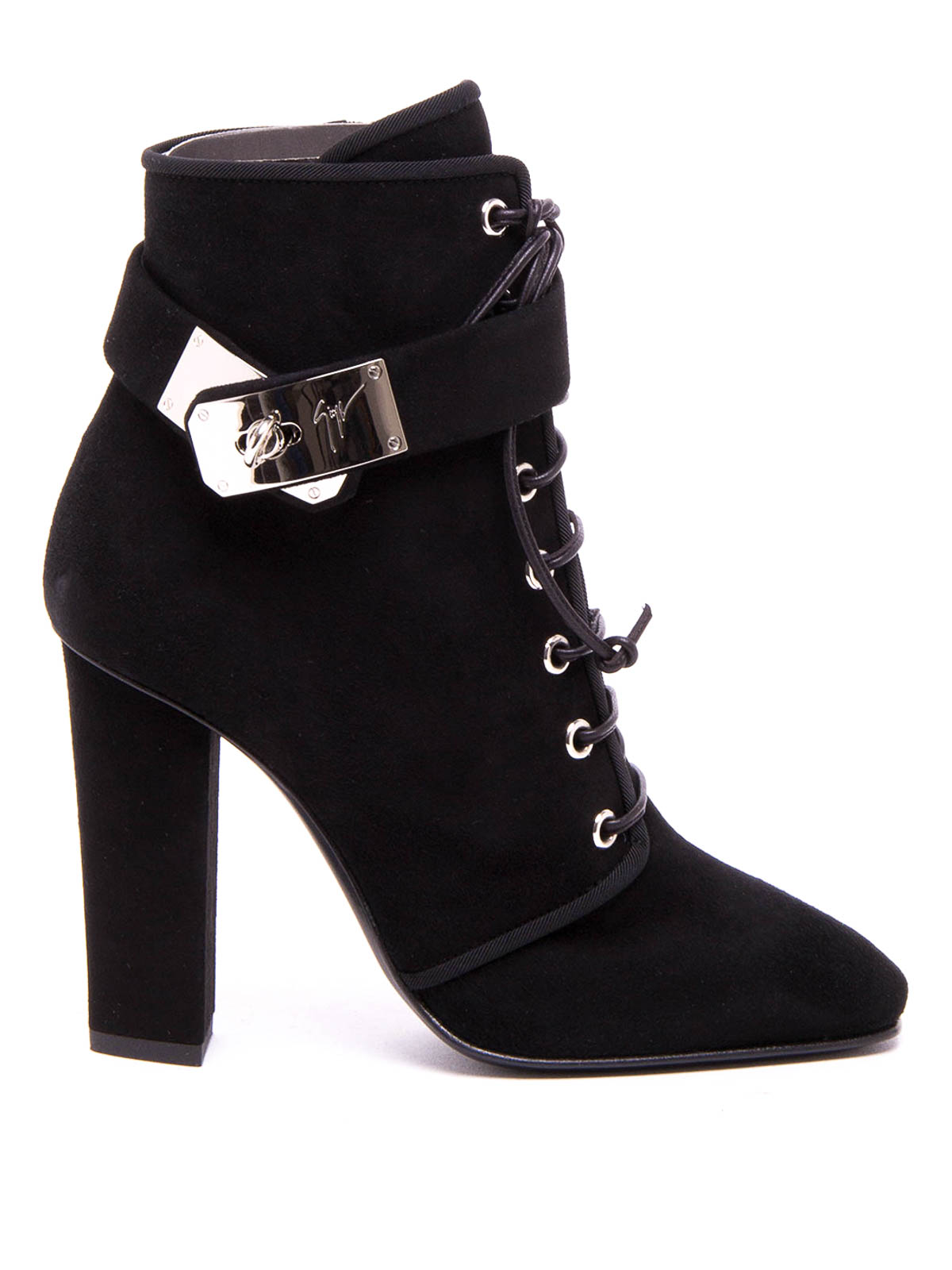 suede lace up ankle boots by giuseppe zanotti ankle