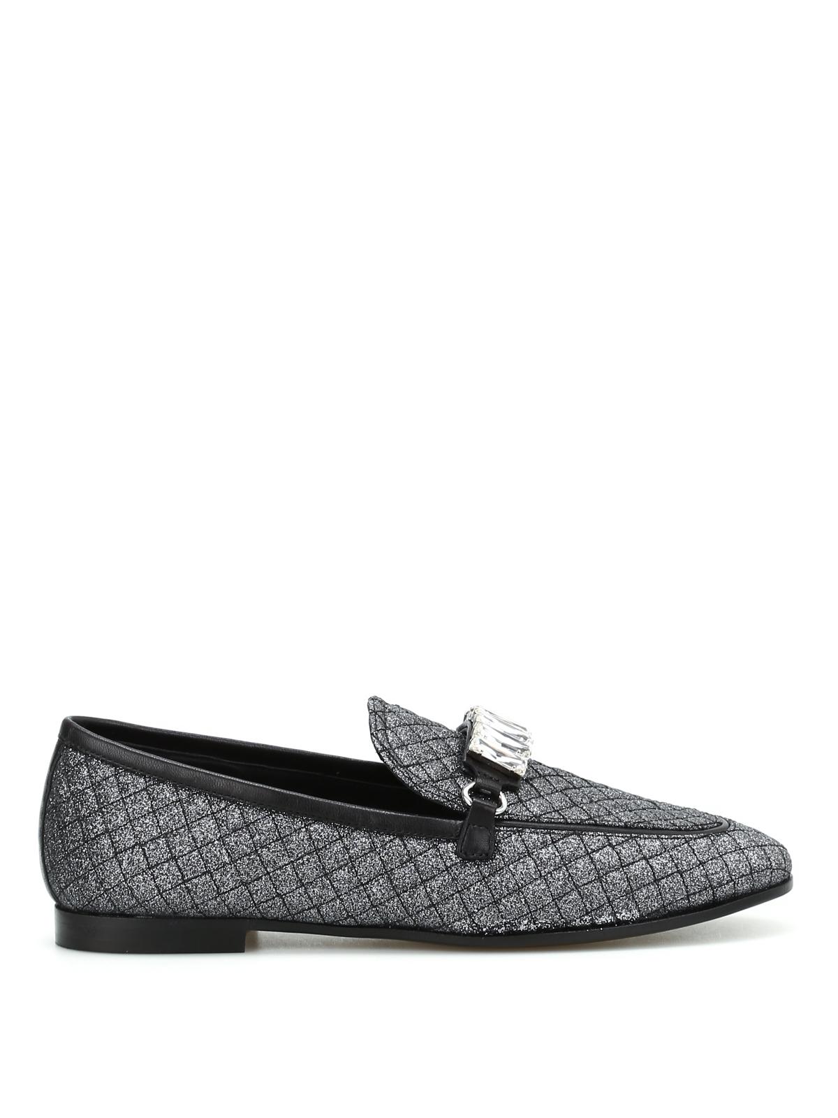 glittered loafers Giuseppe Zanotti dnerxomz